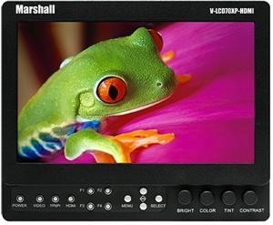 Obrázek pro výrobce Marshall odkuk monitor V-LCD70XP-HDMI