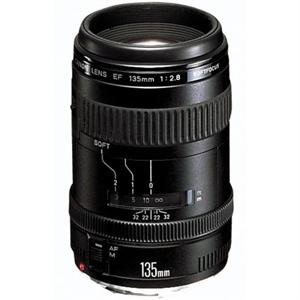 Obrázek pro výrobce Canon EF 135mm/2,8 SF