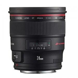Obrázek pro výrobce Canon EF 24mm/1,4 L