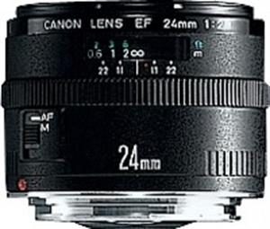 Obrázek pro výrobce Canon EF 24mm/2,8