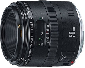 Obrázek pro výrobce Canon EF 50mm/2,5 MACRO