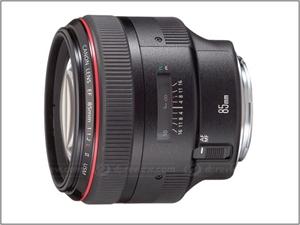 Obrázek pro výrobce Canon EF 85mm/1,2 L Ultrasonic