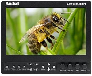 Obrázek pro výrobce Marshall odkuk monitor V-LCD70XHB-HDMIPT